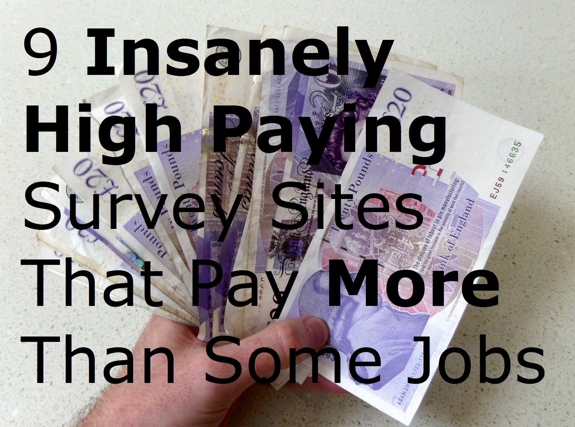 surveys sites that pay 9 insanely high paying survey sites that pay more than 9298